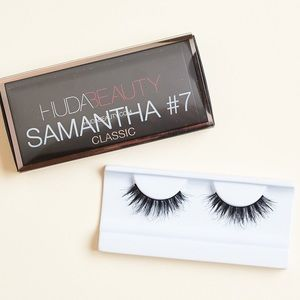 Sephora Makeup - [HUDA BEAUTY] BNIB Faux Lashes - 'Samantha #7'